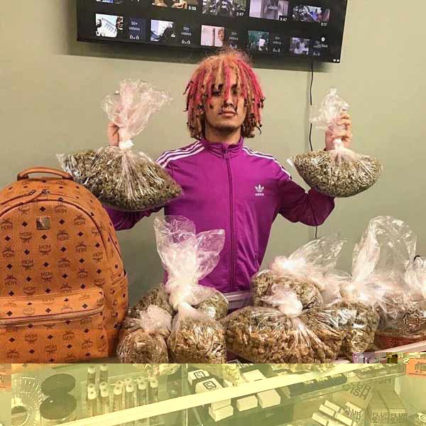 Lil Pump Marihuana