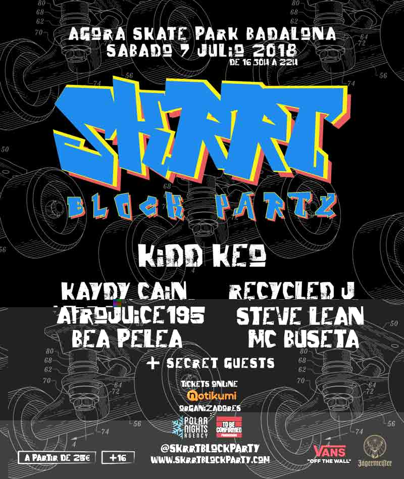 Skrrt Block Party cartel