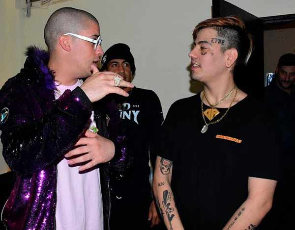 Duki y Bad Bunny