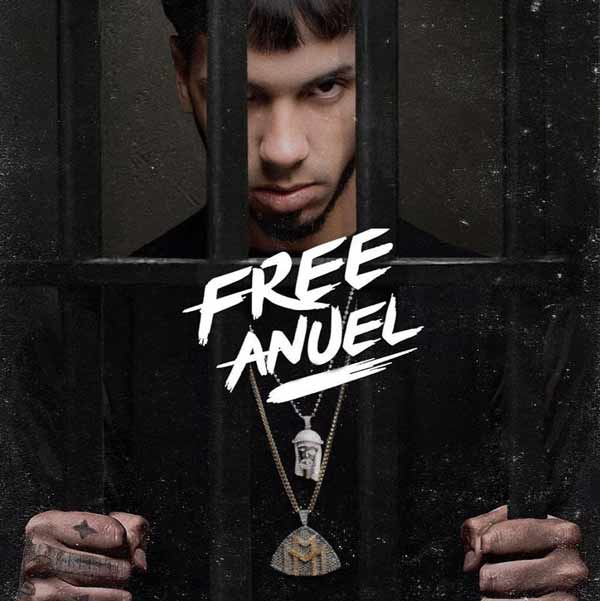 Free Anuel Real hasta la muerte
