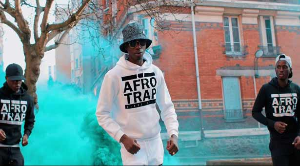 MHD AFRO TRAP