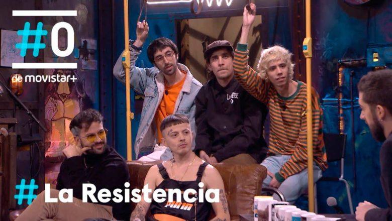 Entrevistas a artistas de trap en La Resistencia