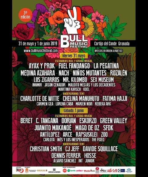 Cartel Bull Music Festival 2019
