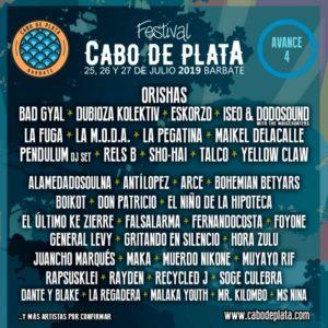 Festival Cabo de Plata 2019