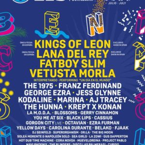 Festival Internacional de Benicàssim 2019 Valencia