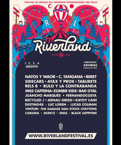 Festival Riverland 2019
