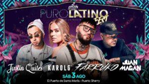 Festival Puro Latino Fest 2019