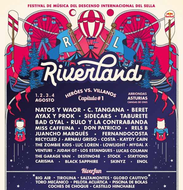 riverland cartel definitivo