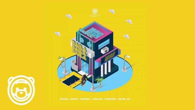 Baila Baila Baila – Ozuna Remix ft Daddy Yankee, J Balvin, Farruko, Anuel AA
