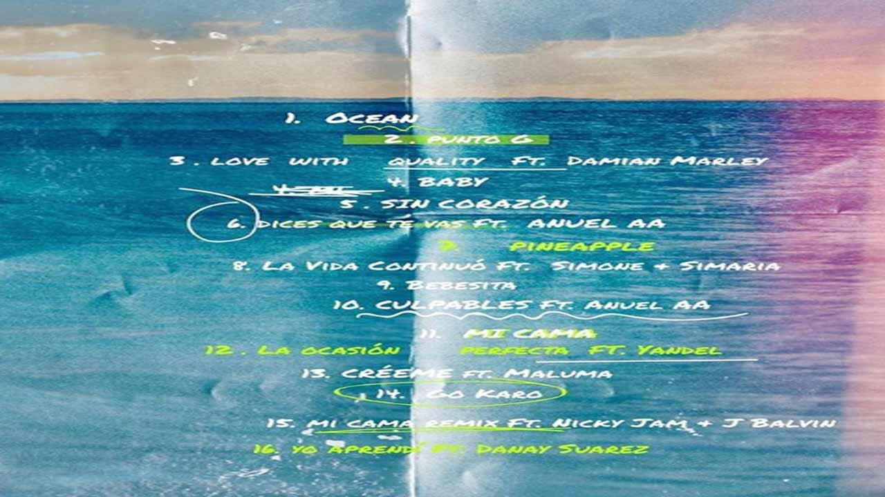 Ocean - Karol G
