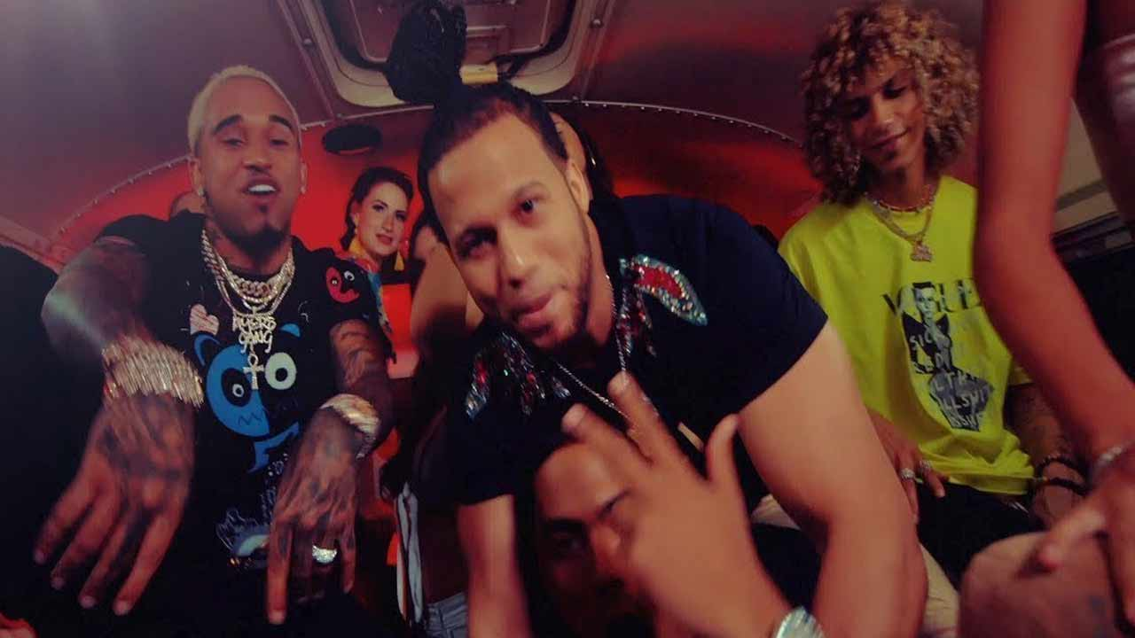 Acapella - Bryant Myers ft El Alfa, Jon Z, Myke Towers, Almighty