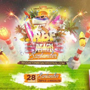 Reggaeton Beach Festival 2019 Santander
