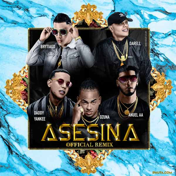 Darell Asesina Remix