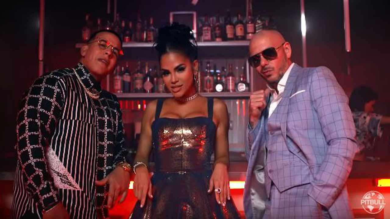 No lo trates - Pitbull x Daddy Yankee x Natti Natasha