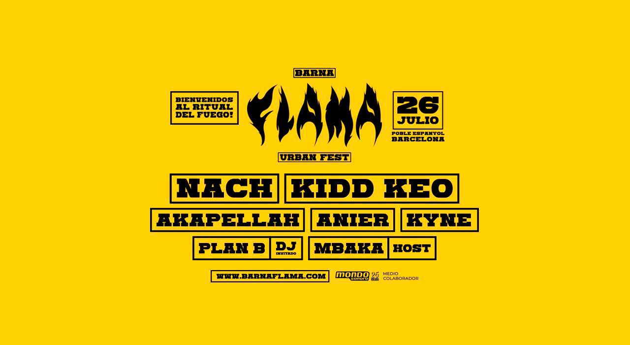 Barna Flama Fest 2019