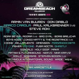 DreamBeach 2019