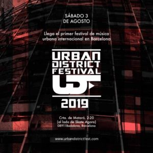 Urban District Festival 2019