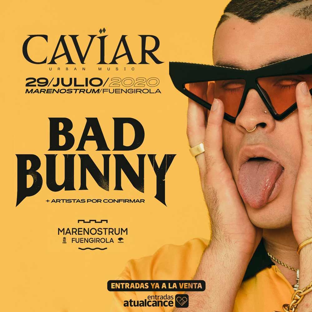 Caviar Bad Bunny Fuengirola