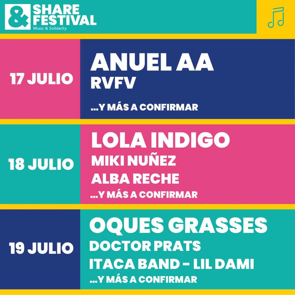 Share Festival 2020