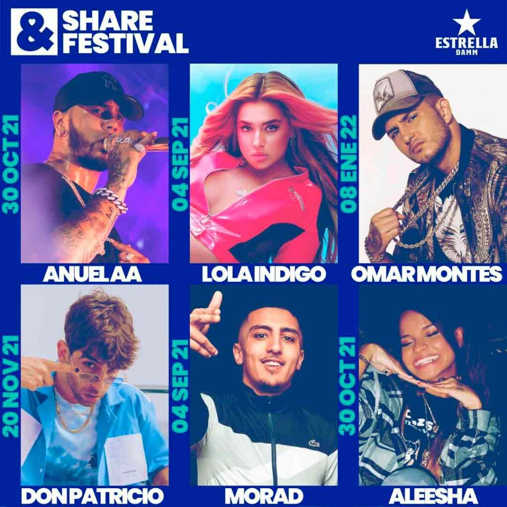 Cartel Share Festival Urban 2021