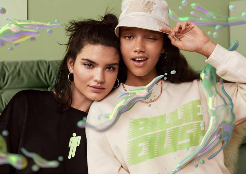 Billie Elish H&M