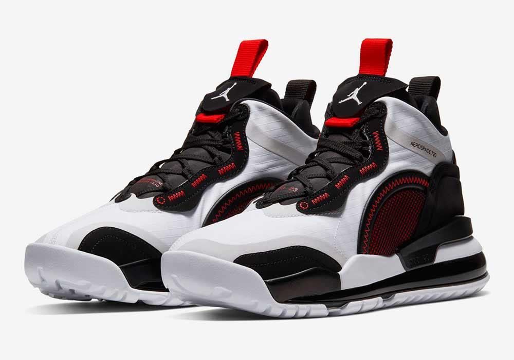 Las nuevas Jordan Aerospace