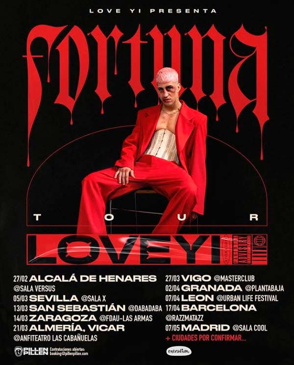 Love Yi Fortuna Tour