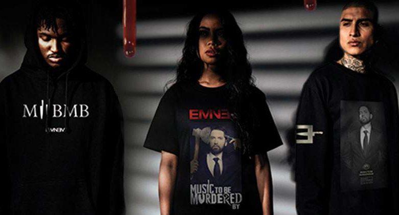 Merch de Eminem