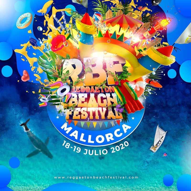 Reggaeton Beach Festival 2020 Mallorca