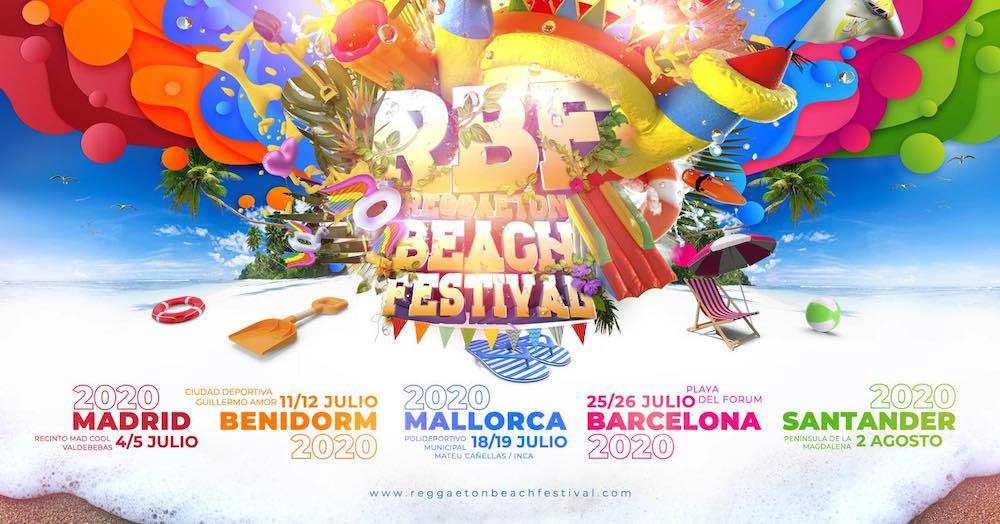 Reggaeton Beach Festival 2020