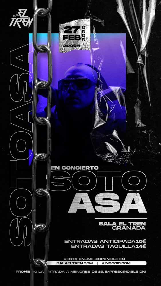 Soto Asa en Granada