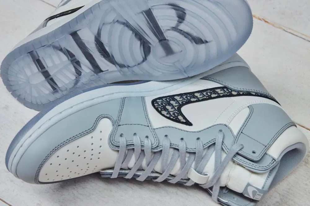 Dior X Jordan 1