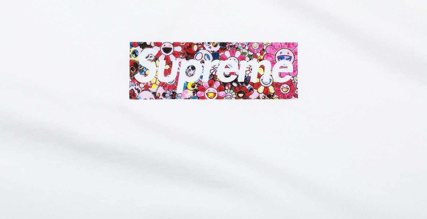 Supreme camiseta del covid 19
