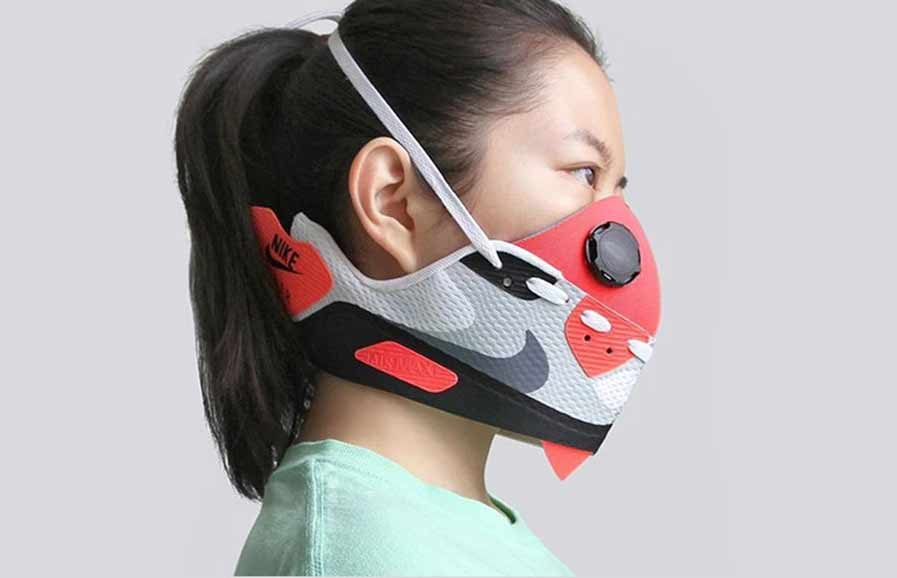 Mascarillas Nike Japon