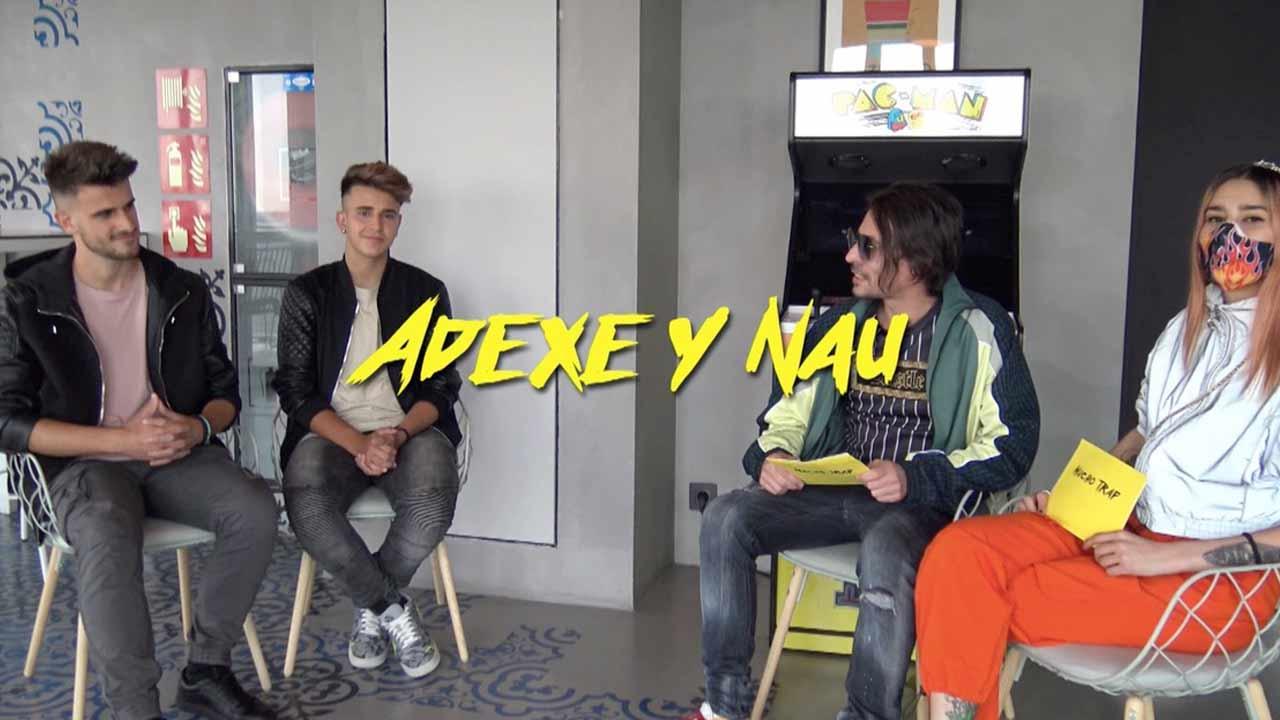 entrevista a adexe y nau
