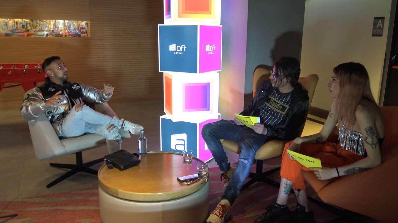 Entrevista a original Elias en MuchoTrap