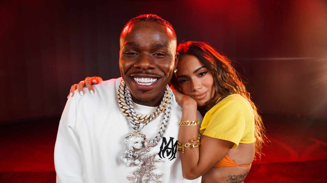 Anitta y DaBaby - Girl From Rio